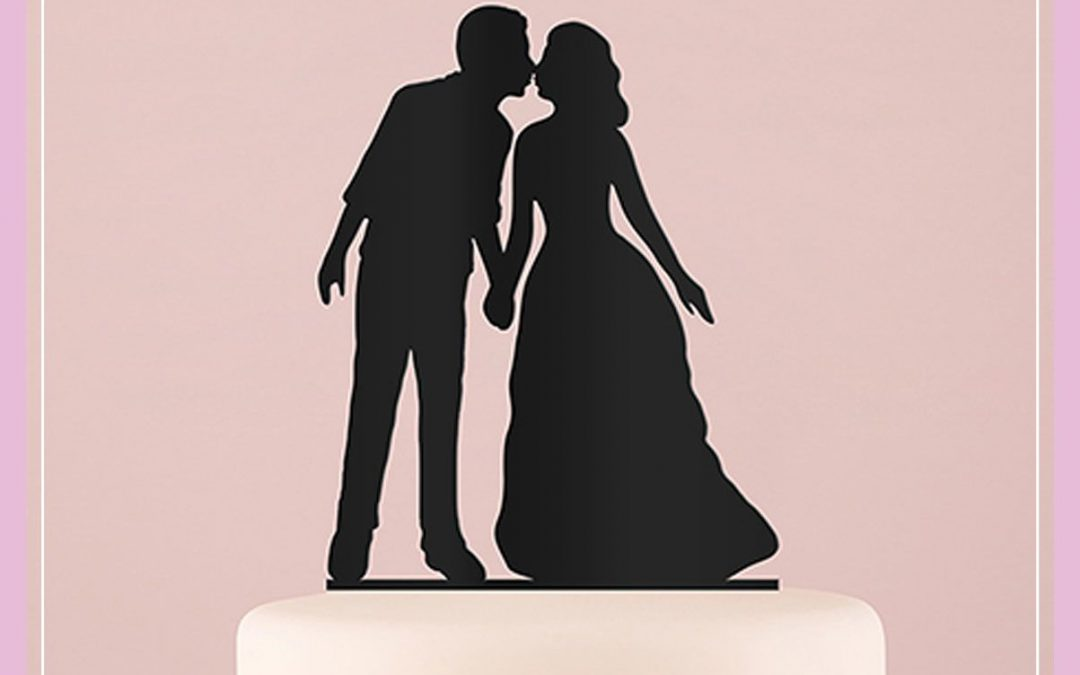 Unique Wedding Cake Toppers We Haven't Seen Before